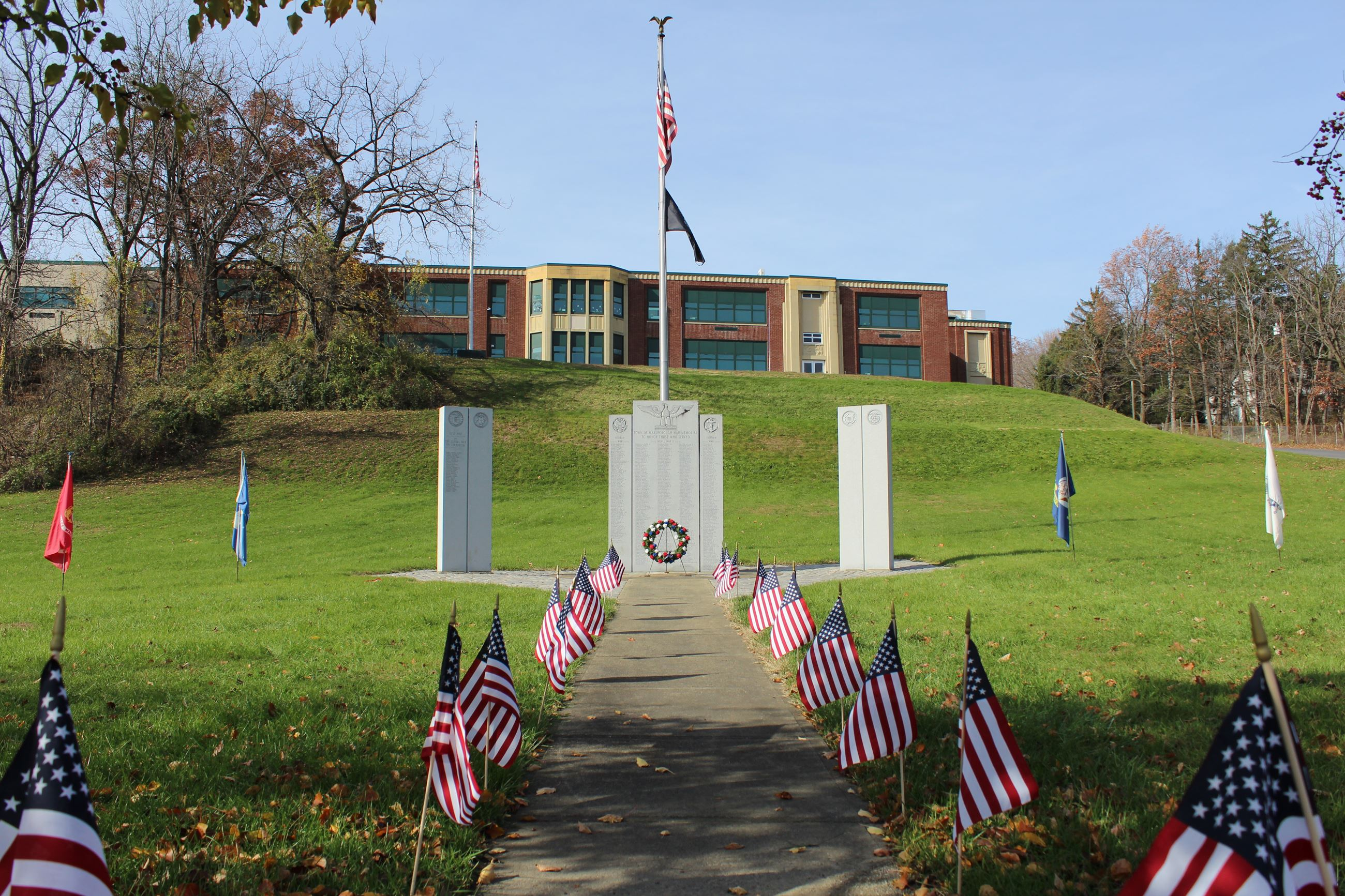 Town of Marlborough War Memorial